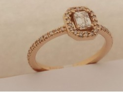 SORTIJA VINTAGE DIAMONDS